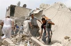 SOHR: Hơn 360.000 người thiệt mạng trong 7 năm giao chiến ở Syria