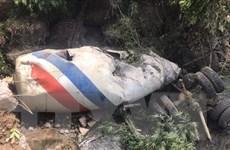 Vụ tai nạn tại Lai Châu: Tìm thấy 1 thi thể nữ dưới gầm ôtô khách