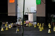Xả súng ở thủ đô Mexico, ít nhất 10 người thương vong