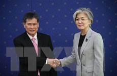 Thúc đẩy chính sách hướng Nam, Hàn Quốc tăng hợp tác với ASEAN