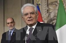 Tổng thống Italy gửi điện chia buồn về việc Chủ tịch nước từ trần