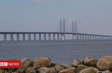 Đan Mạch tiết lộ lý do chặn cầu, phà sang Thụy Điển và Đức