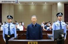 Cựu quan chức chứng khoán Trung Quốc bị kết án 18 năm tù
