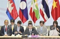 Nhật Bản và các nước Mekong sắp thông qua chiến lược hợp tác mới