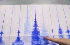 Vừa xảy ra một trận động đất mạnh 6,8 độ ở ngoài khơi Fiji