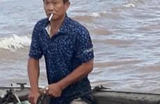 Làm rõ thông tin người đàn ông rút súng bắn người trên sông Hậu