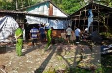 Cà Mau: Nổ đầu đạn khiến 3 người trong một gia đình tử vong