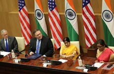 Cách tiếp cận chiến lược của Ấn Độ trong quan hệ với Trung Quốc và Mỹ