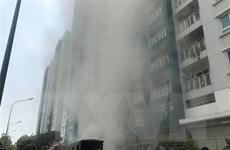 Nguy cơ hỏa hoạn ở các chung cư, nhà cao tầng vẫn ở mức rất cao