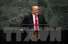Học thuyết Trump qua bài phát biểu đặc biệt tại Liên hợp quốc