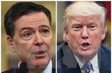 Hạ viện Mỹ xem xét yêu cầu điều trần cựu Giám đốc FBI James Comey
