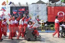 Triều-Hàn chốt danh sách đội tuyển chung dự Asian Para Games 2018