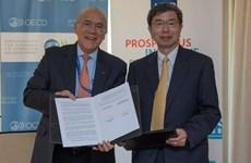 ADB và OECD hợp tác thúc đẩy phát triển tại châu Á-Thái Bình Dương