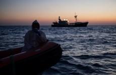 Chìm tàu ngoài khơi Thổ Nhĩ Kỳ khiến hơn 30 người chết và mất tích