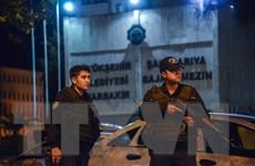 An ninh Thổ Nhĩ Kỳ bắt giữ hơn 150 đối tượng có liên hệ với PKK