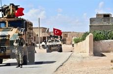Thổ Nhĩ Kỳ, Mỹ tiến hành huấn luyện tuần tra chung tại Syria