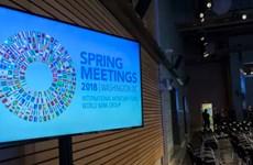 Hội nghị IMF-WB thảo luận về những rủi ro đe dọa kinh tế thế giới