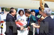 Thủ tướng đã đến Bali, bắt đầu Cuộc gặp các nhà lãnh đạo ASEAN