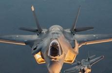 [Photo] Hình ảnh chiến đấu cơ F-35 đắt giá của Mỹ vừa bị cấm bay