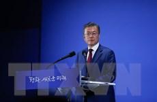 Hàn Quốc tìm sự phối hợp của châu Âu trong vấn đề phi hạt nhân hóa
