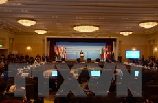 Các nước nỗ lực hoàn tất đàm phán RCEP đúng hẹn vào năm 2019