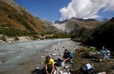 Các sông băng của Thụy Sĩ đang dần biến mất do thời tiết khắc nghiệt