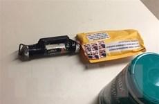 Cảnh sát Mỹ đã phát hiện tổng cộng 8 gói bưu kiện nghi chứa bom