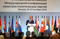ICAPP đề cao tầm quan trọng của hợp tác giữa các đảng chính trị