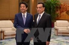 Lãnh đạo Trung Quốc và Nhật Bản mong muốn thời kỳ hợp tác mới