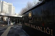 Ngoại trưởng Thổ Nhĩ Kỳ, Azerbaijan và Iran sẽ nhóm họp tại Istanbul