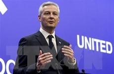 Pháp cảnh báo Eurozone chưa sẵn sàng đối mặt với cuộc khủng hoảng mới