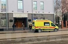 Vụ nổ ở Cơ quan An ninh Nga: Người thiệt mạng mang bom trong người