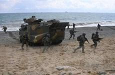 Hàn Quốc và Mỹ chính thức nối lại tập trận quân sự cấp tiểu đoàn