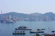 Hàn Quốc ứng phó với việc ngành đóng tàu bị khởi kiện lên WTO