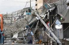 Nhật Bản bổ sung ngân sách hơn 8 tỷ USD hỗ trợ các tỉnh bị thiên tai