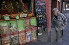 """Kinh tế Argentina sẽ rơi xuống mức """"đáy"""" vào cuối năm 2018"""