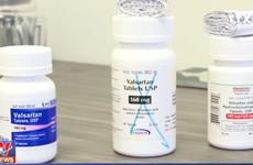 Thuốc huyết áp Losartan nguyên liệu Trung Quốc chứa chất gây ung thư