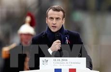 Tổng thống Pháp kêu gọi thành lập liên minh để hỗ trợ châu Âu