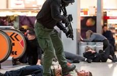 Cảnh sát Đức diễn tập chống khủng bố quy mô lớn tại sân bay
