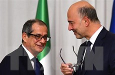 EU bác kế hoạch ngân sách của Italy, chuẩn bị các biện pháp trừng phạt