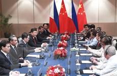 Trung Quốc-Philippines nhất trí tăng cường trao đổi về lập pháp