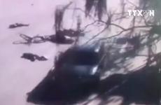 [Video] Trung Quốc: Ôtô đi sai làn đâm vào các học sinh qua đường