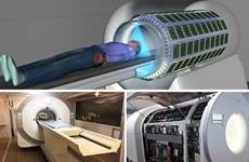 [Video] Mỹ ra mắt máy quét 3D toàn thân vượt trội so với PET scan