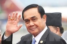 Thủ tướng Thái Lan công du Đức, thúc đẩy quan hệ song phương