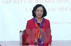 Quan hệ Việt Nam-Canada phát triển tích cực, toàn diện và hiệu quả