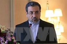 Iran và EU tiến hành đối thoại chính trị cấp cao tại Brussels