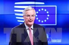"""EU đề nghị mối quan hệ đối tác """"chưa có tiền lệ"""" với Anh"""
