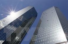 Đức khám xét ngân hàng Deutsche Bank do nghi ngờ rửa tiền
