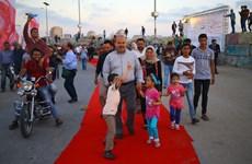 """Bất ngờ với một """"gương mặt"""" bình yên rất khác của Dải Gaza"""