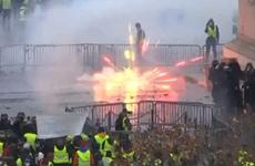 [Video] Bạo động nghiêm trọng tại trung tâm thủ đô Paris của Pháp